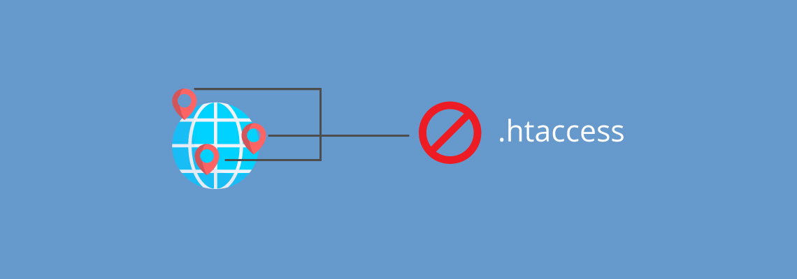 How to restrict access to your website from a country - Sysally