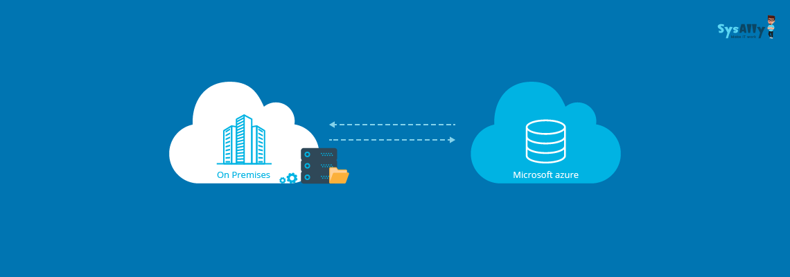 How to Backup On-premise Files into Azure - Sysally
