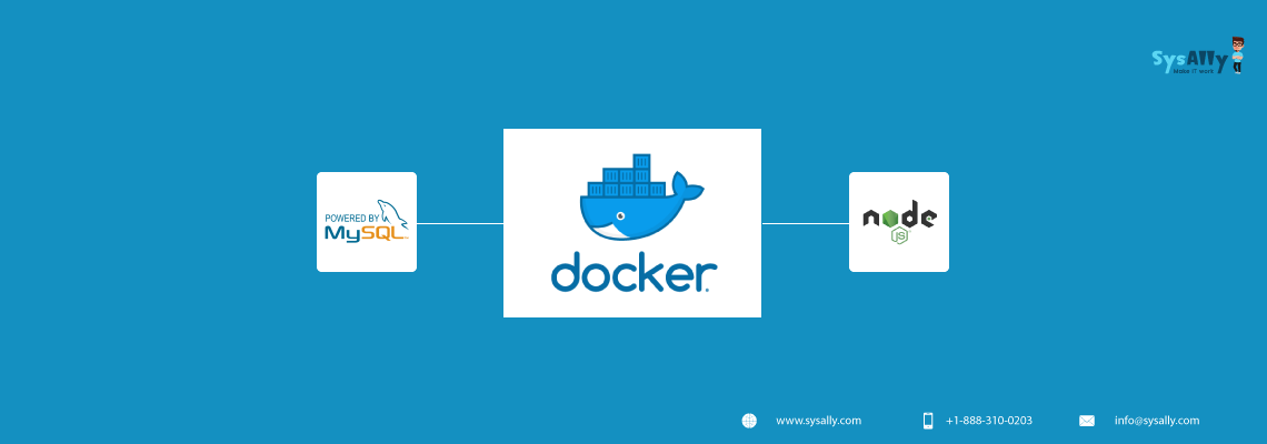 Deploy Node.js and MySql In Docker Container