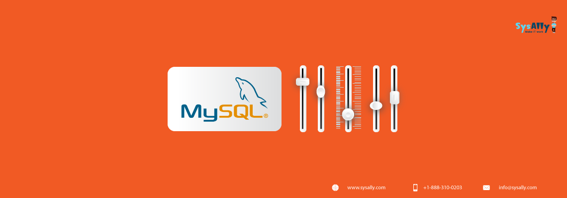 Optimize MySQL server performance using MySQLTuner