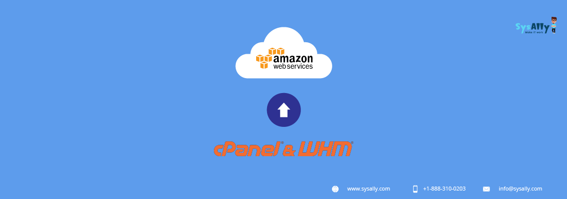 Setup cPanel based Hosting Environment on AWS